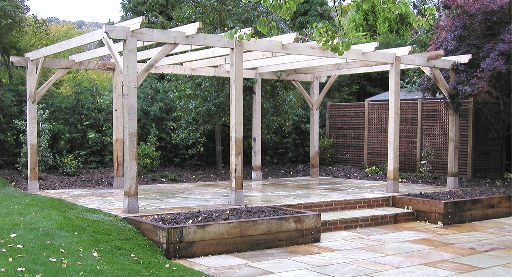 Pergola Macdonald Fencing Amp Sons Fencing Contractor
