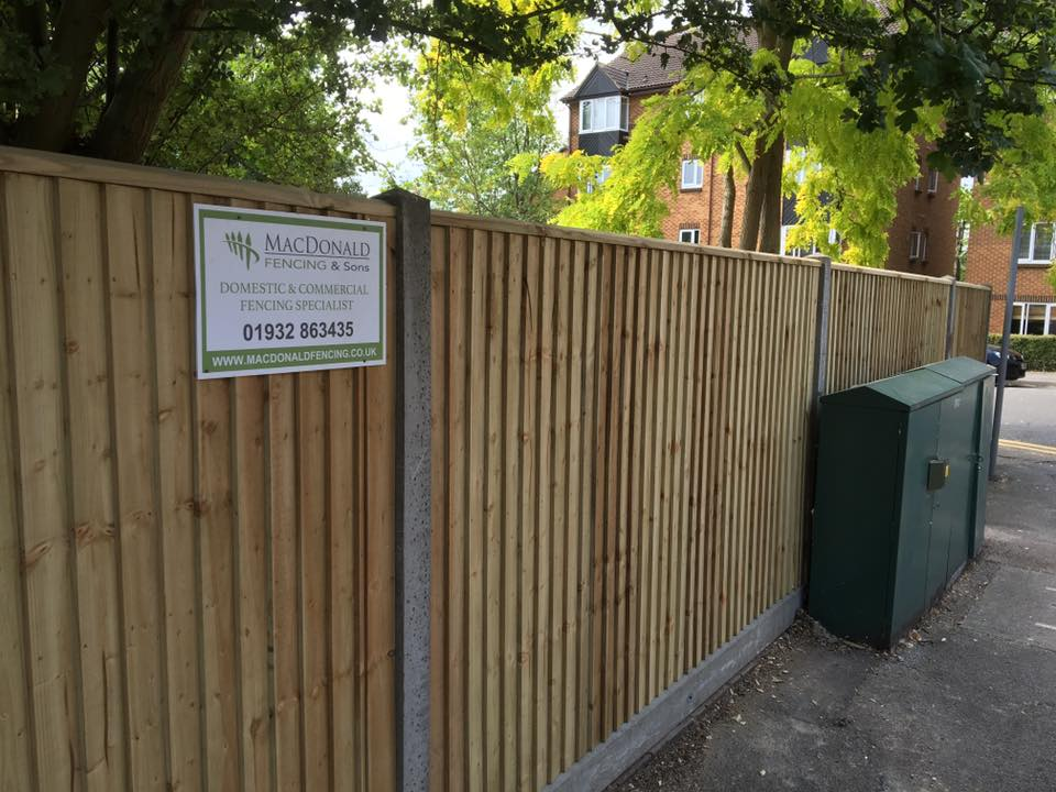 Dorking Fencing