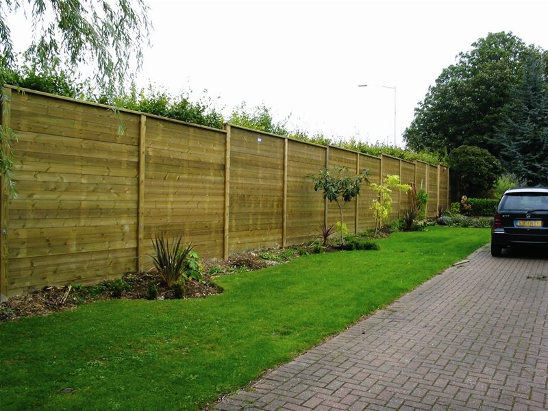 Acoustic Fencing Noise Cancellation Macdonald Fencing