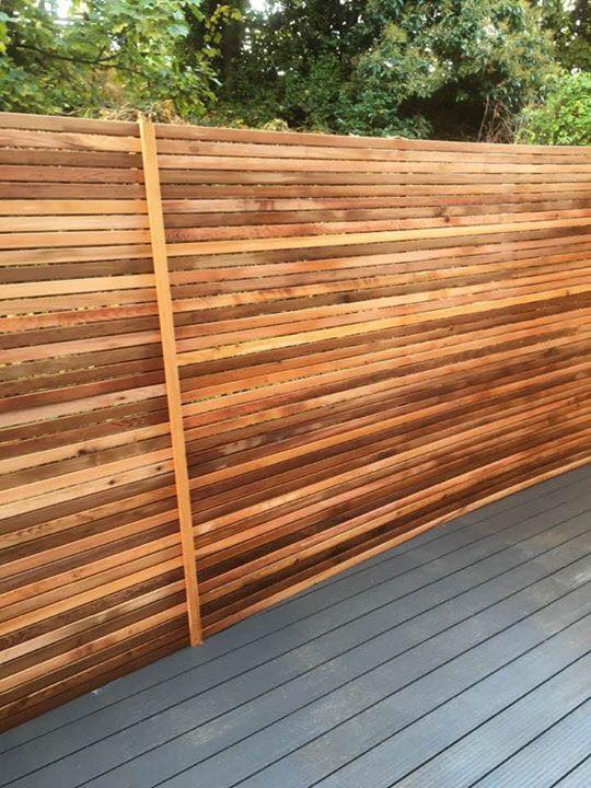 Cedar Fencing | MacDonald Fencing & Sons | Fencing Contractor Surrey