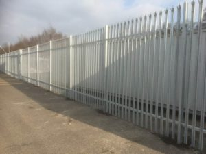 Security Fencing Longcross Studio