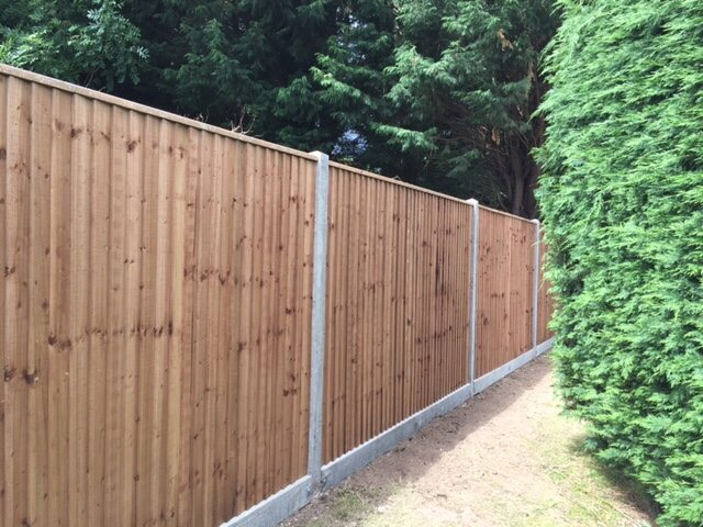 Close Board Brown Macdonald Fencing Amp Sons Fencing