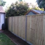 Closeboard Fencing Hersham