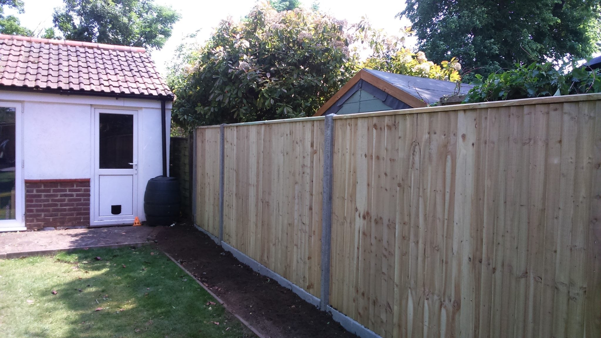 Closeboard Fencing Hersham Macdonald Fencing Amp Sons