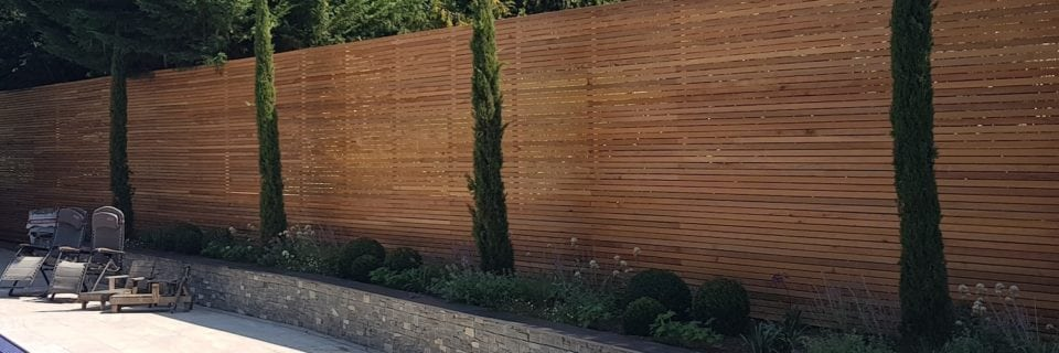 Compliment your home by upgrading your Fence